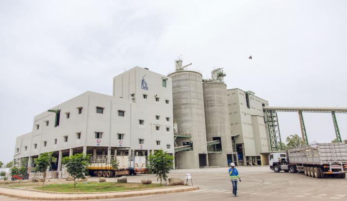 Cement in Mali