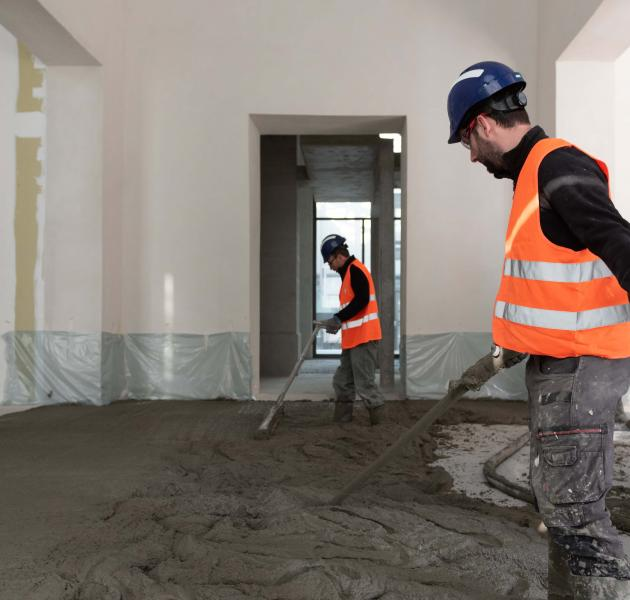 Cement coating solutions