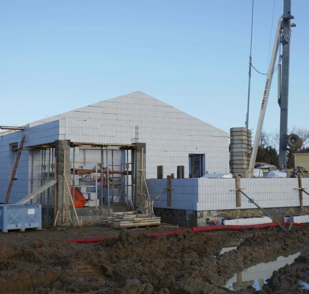 Innovative concrete construction system